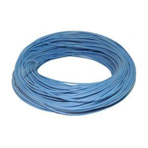 Przewód silikonowy niebieski