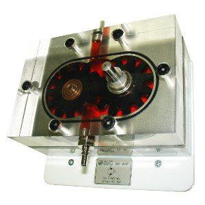 Silnik zębaty o zazębieniu zewnętrznym