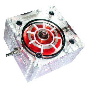 Silnik hydrauliczny łopatkowy
