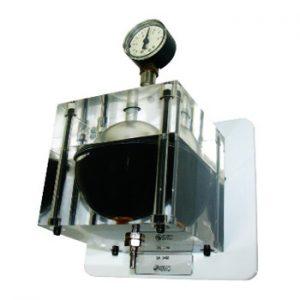Hydroakumulator przeponowy