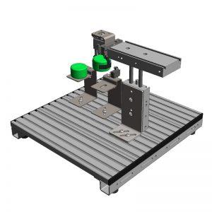Manipulator 2-osiowy MiniLAB 100 (nr. zamówienia ML 103)