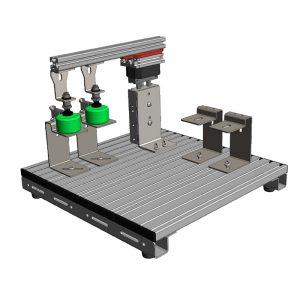 Manipulator 2-osiowy z podwójnym chwytakiem MiniLAB 100 (nr. zamówienia ML 120)