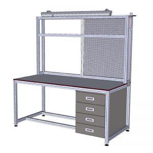 Stół hydrauliczny